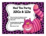 ABCs & 123s Mad Tea Party Set