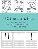 ABCs Activity Package