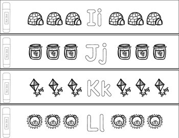 ABC's Letter Bracelets & Links