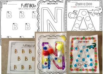 Alphabet Printables Superpack