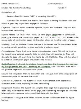 ABC's Quilt