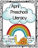 ABCs and First Sentences for April