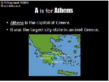 ABC's of Ancient Greece
