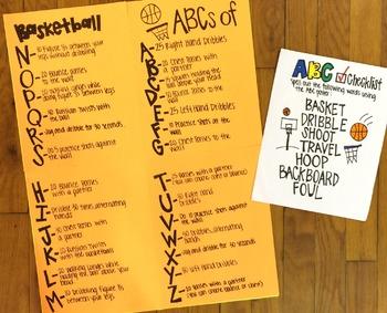 ABCs of Basketball