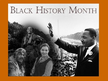 ABCs of Black History Month