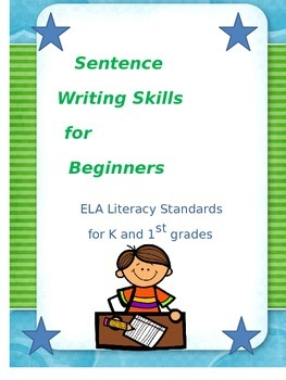 Sentence Writing Skills for Beginners