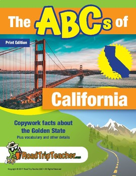 California Handwriting Printables - Print Edition