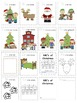 """ABC's of Christmas Book (Secular Version in Color, B&W, and """"Make Your Own"""")"""