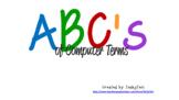 Computer ABC's