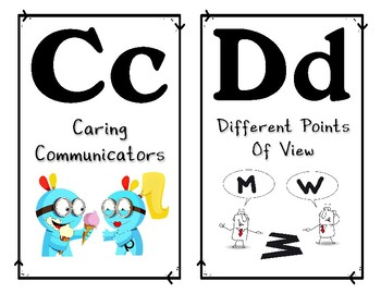 ABCs of PYP IB-Capital and lowercase
