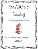 Reading Strategies Packet:  Posters & Handouts!