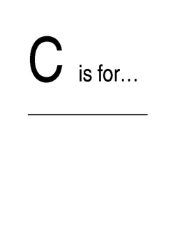 ABCs of Second Grade (editable)