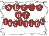 ABC's of learning, 26 independent enrichment activities fo