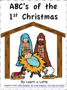 ABC's of the First Christmas Book