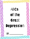 ABCs of the Great Depression