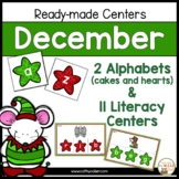 December: 11 Ready-made Reading Centers