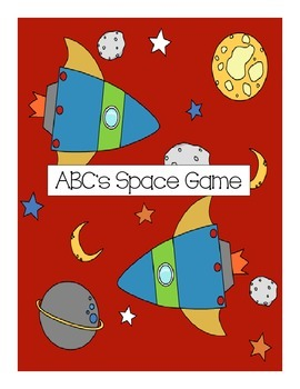 Alphabet space game
