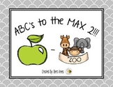 ABC's to the MAX 2!!! - No Prep!