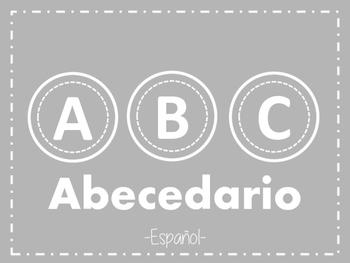 ABECEDARIO ESPANOL