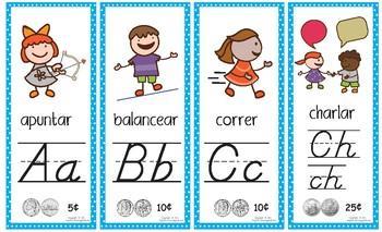 ABL Alphabet (Spanish)