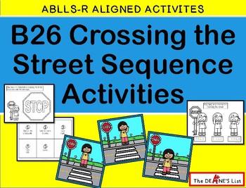 ABLLS-R  ALIGNED ACTIVITIES B26 Sequence Activities Bundle