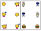 ABLLS-R  ALIGNED ACTIVITIES B5 Matching identical pictures- summer theme
