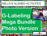 ABLLS-R ALIGNED ACTIVITIES G-Labeling Mega-Bundle Photo Version