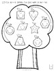 ABLLS-R ALIGNED ACTIVITIES Shape Tree Cut and Paste