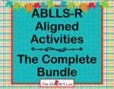 ABLLS-R  ALIGNED ACTIVITIES The Complete Bundle