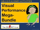 ABLLS-R ALIGNED B Visual Performance Mega Bundle