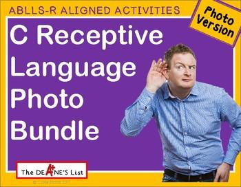 ABLLS-R ALIGNED C Receptive Language Photo Bundle