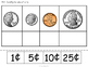ABLLS-R ALIGNED MATH ACTIVITIES R23 Identify coins by value