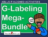 ABLLS-R ALIGNED ACTIVITIES G-Labeling Mega-Bundle