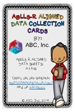 FREE ABLLS-R A1-A16 Aligned Data Task Cards