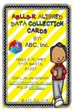 ABLLS-R B1-B27 Aligned 4x6 Data Task Cards