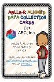 ABLLS-R F1-F29 Aligned 4x6 Data Task Cards