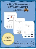 ABLLS-R Homework for Very Early Learners