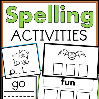 SPELLING Skills Packet: ABLLS-R Task T Aligned