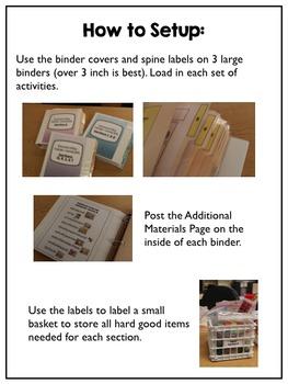 ABLLS Resource Kit