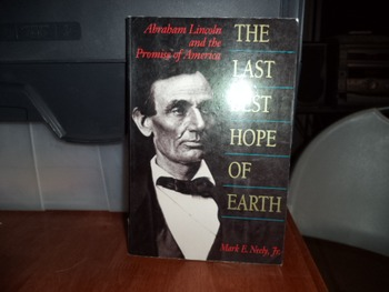 ABRAHAM LINCOLN   ISBN0-674-51126-3