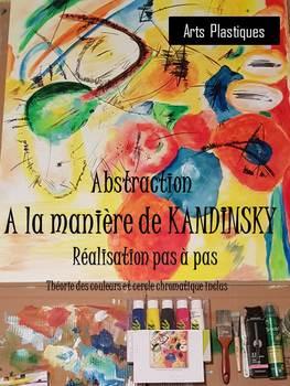 ABSTRACTION à la manière de KANDINSKY
