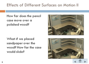 AC SCIENCE - Friction: Effects of Different Surfaces on Motion