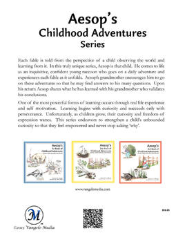 Common Core Teacher's Guide for Aesop's Fables Grades 1 - 4 (Spiral Bound)