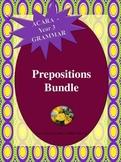 NAPLAN: Year 3 Prepositions Bundle
