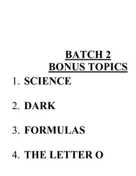 ACB Practice Questions - Batch 2