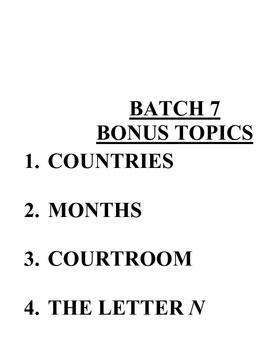 ACB Practice Questions - Batch 7