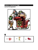 ACCESS Listening Test Prep ESL Students - Christmas Theme - Grades 1-2 - WIDA