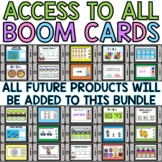 ACCESS TO ALL BOOM CARDS™ - Perfect For Distance Learning