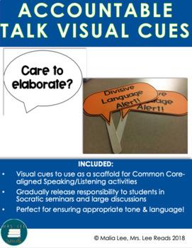 ACCOUNTABLE TALK SPEECH BUBBLE EXPANSION!