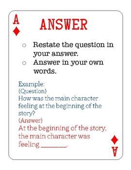 ACE- Answer, Cite, Explain for Inference Questions